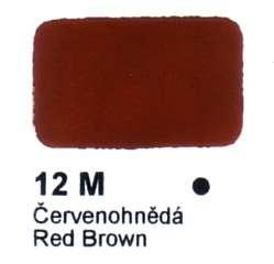 12 M Červenohnědá Agama