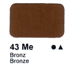 43 Me Bronz Agama