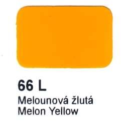 66 L Melounová žlutá Agama