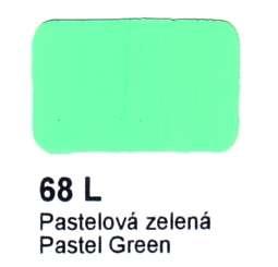 68 L Pastelová zelená Agama