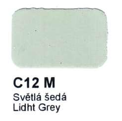 C12 M Světlá šedá Agama