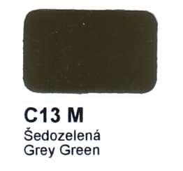C13 M Šedozelená Agama