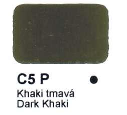 C5 P Khaki tmavá Agama