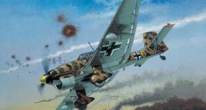 Junkers Ju-87 B2/R2