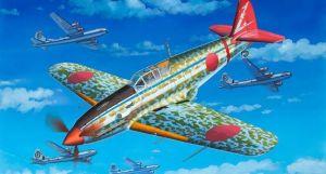 "Ki-61 Hien ""Tony"""