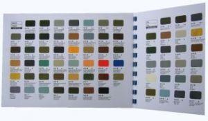 Zvětšit fotografii - Vzorník barev