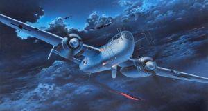 """Heinkel He219 A-7/A-5/A-2 late """"UHU"""""""