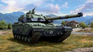 British Main Battle Tank CHALLENGER I