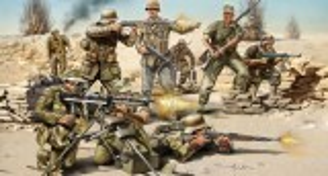 Deutsche Infanterie, Afrikakorps WWII