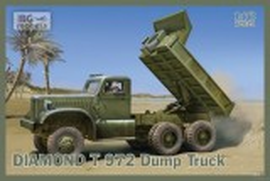 Diamond T 972 Dump Truck