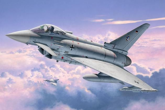 Eurofighter Typhoon single seater Revell