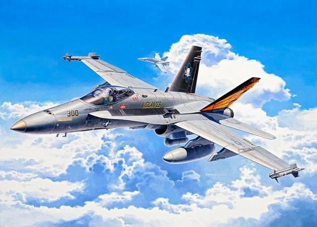 F/A-18C Hornet Revell