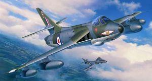 Zvětšit fotografii - Hawker Hunter FGA.9/F.58