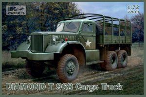 Zvětšit fotografii - Diamond T 968 Cargo Truck