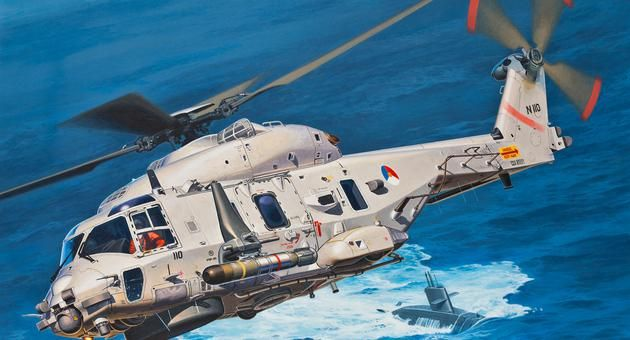 NH - 90 NFH (1:72) Revell