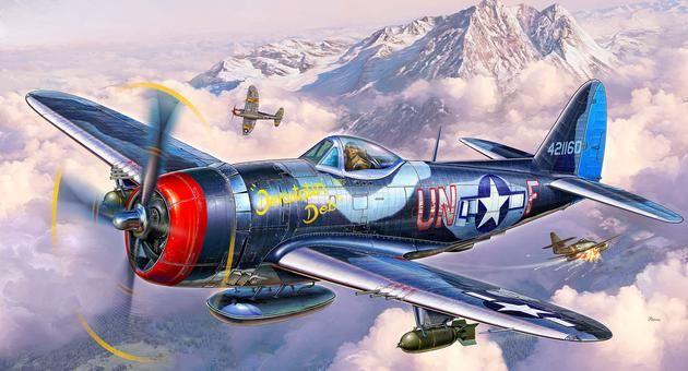 P-47 M Thunderbolt Revell