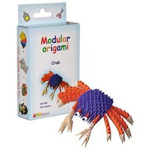 Origami sada - Krab
