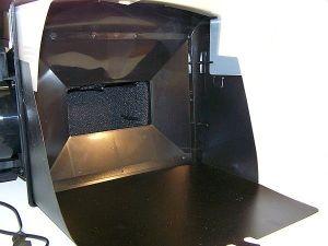 Přenosný stříkací box s odsavačem výparů BD-510 Fengda
