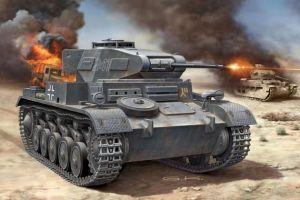 PzKpfw II Ausf.F