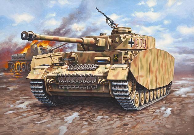 PzKpfw. IV Ausf.H Revell