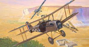 Zvětšit fotografii - Royal Aircraft Factory S.E. 5a