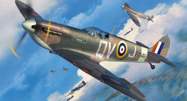 Spitfire Mk II Revell