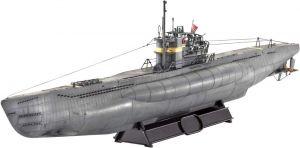 Zvětšit fotografii - Submarine Type VII C/41
