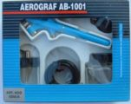 Jednočinná stříkací pistole Mar Aerograf AB-1001