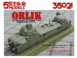 Orlik WWI Armored Train (1917) (1/35)