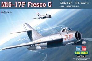 Zvětšit fotografii - MiG-17F Fresco C