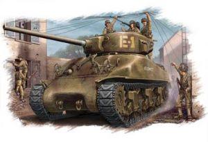 US M4A1 76 Tank