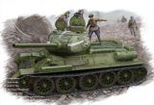 Zvětšit fotografii - T-34/85 (model 1944 flattened turret) Tank