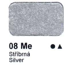 08 Me Sříbrná