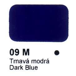 09 M Tmavá modrá Agama
