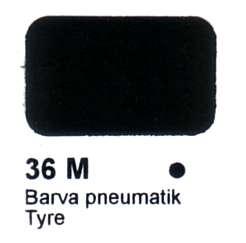 36 M Barva pneumatik Agama