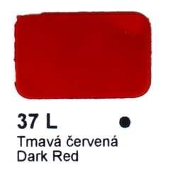 37 L Tmavá červená Agama