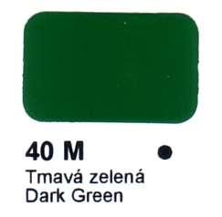 40 M Tmavá zelená Agama