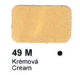 49 M Krémová Agama