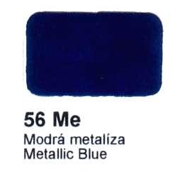 56 Me Modrá metalíza Agama
