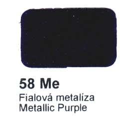 58 Me Fialová metalíza Agama
