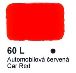 60 L Automobilová červená Agama