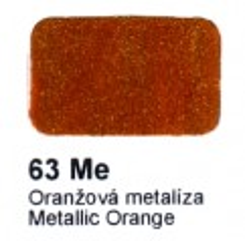 63 Me Oranžová metalíza