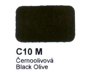 C10 M Černoolivová Agama