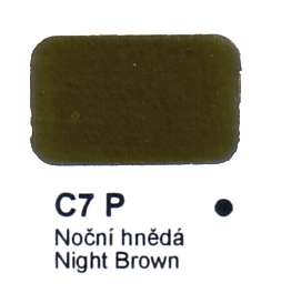 C7 P Noční hnědá Agama