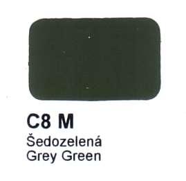 C8 M Šedozelená Agama