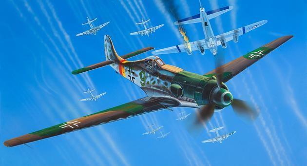 Focke Wulf Ta 152 H Revell