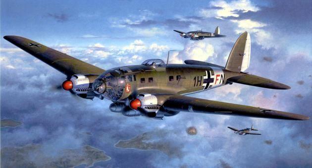 Heinkel HE 111 H-6 Revell