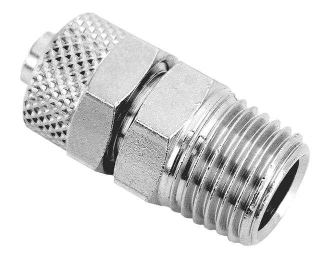 "Konektor 1/4""z pro 8x6mm hadice Mar Aerograf"