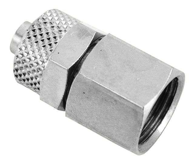"""Konektor 1/8""""v pro 6x4mm hadice Mar Aerograf"""