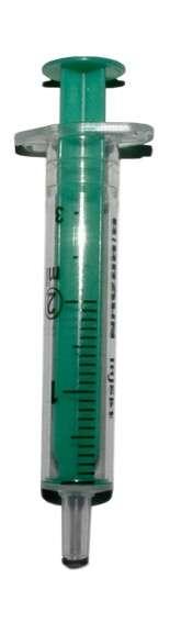 Plastová stříkačka 2ml Agama